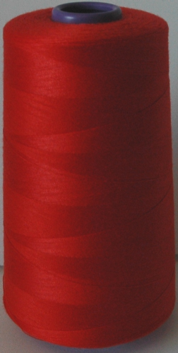 Sewing Machine & Overlocker Thread - Fire Red